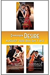 Harlequin Desire August 2020 - Box 1 of 2 Kindle Edition