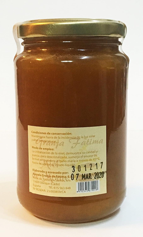 Miel de Monte Granja Fatima 500 Gm. Miel de Grazalema. La Maroma Gourmet. Productos Andaluces de La Sierra de Grazalema, Cádiz, España. (1): Amazon.es: Alimentación y bebidas