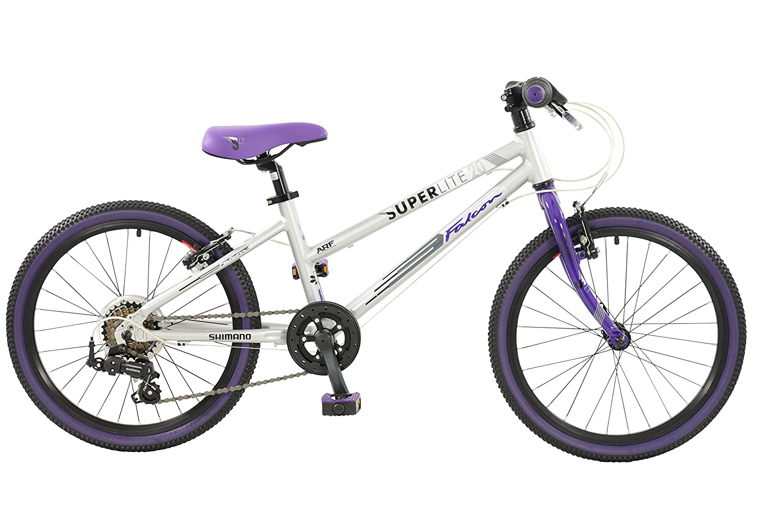 Falcon Girl Superlite Bikesパープル/シルバー20インチ20インチパープル/シルバー B01M1HY6SY