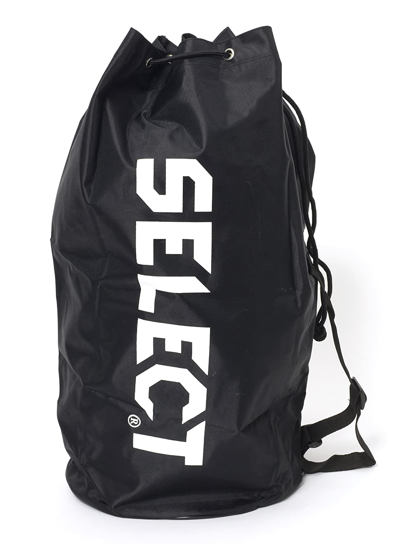 Select Handballsack Handballsack 10-12 Hb - Bolsa para material de balonmano, color negro, talla 10-12 Bälle 7371900000