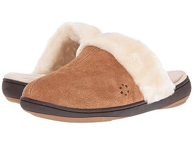 Tempur-Pedic Women's Kensley Clog Slipper,Hashbrown Suede,US ...