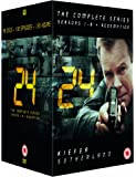 24 - Complete Seasons 1-8 + Redemption [DVD] [Import]