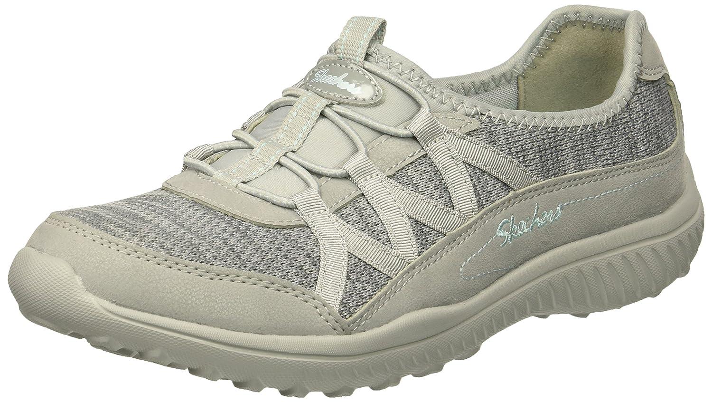 Skechers Women's Be-Light-Possibilities Sneaker B078YW4VLL 9.5 B(M) US|Grey