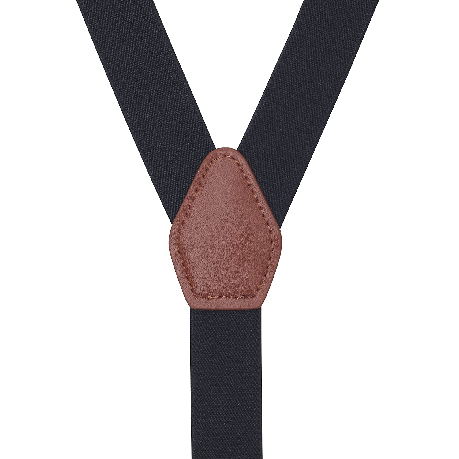 Irypulse Unisex Braces with Bow Tie Set 3 Retro Clips Men Women Teenagers Y-Shape Chic Suspenders Fit for 150-180cm Height