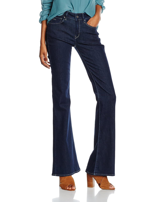 G-STAR RAW 3301 High Waist Flare Jeans Donna