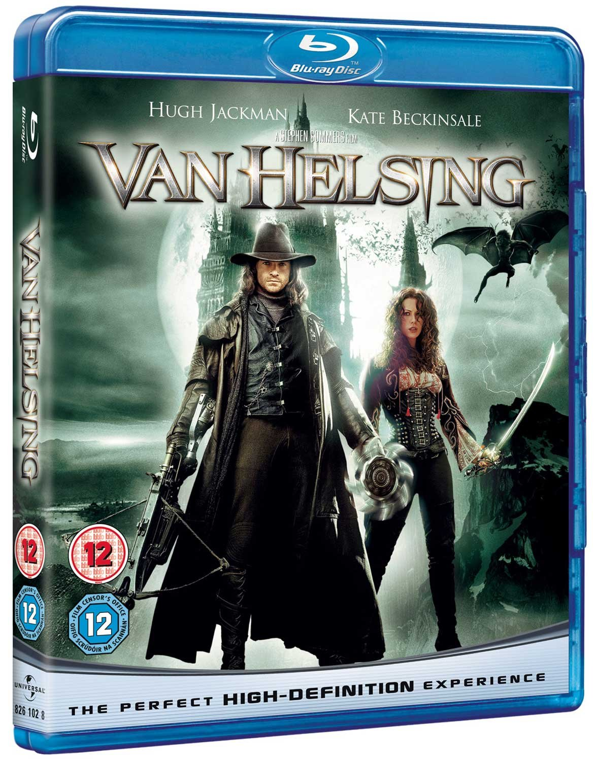 Van Helsing 2004 BluRay 720p 1.2GB [Telugu-Tamil-Hindi-Eng] MKV