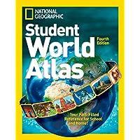 Student world atlas. Per la Scuola media