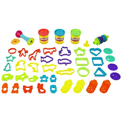 Play-Doh Super Molding Mania: Toys & Games