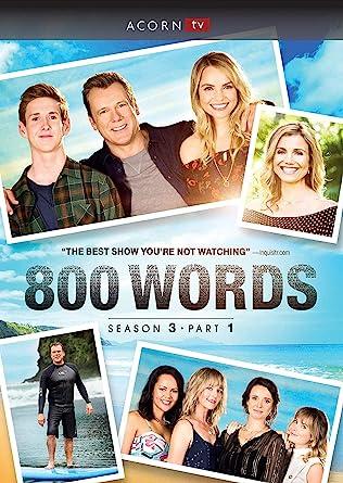 800 Words: Season 3, Part 1