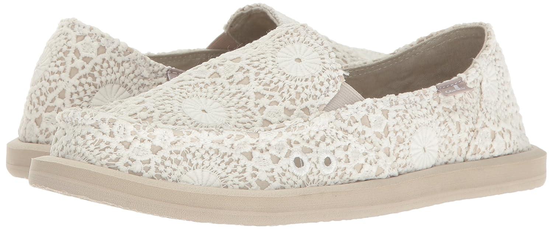 Amazon Sanuk Womens Donna Crochet Loafer Flat Shoes