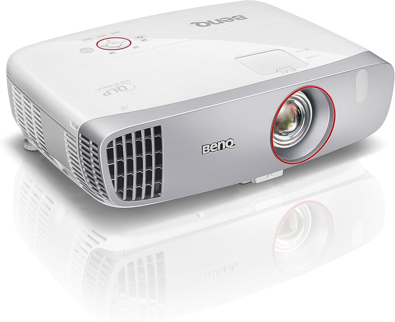 BenQ W1210ST Proyector de vídeo Gaming 1080P Full HD, 2 altavoces ...