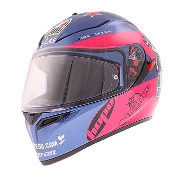 AGV K3 SV Imola Valentino Rossi casco de moto