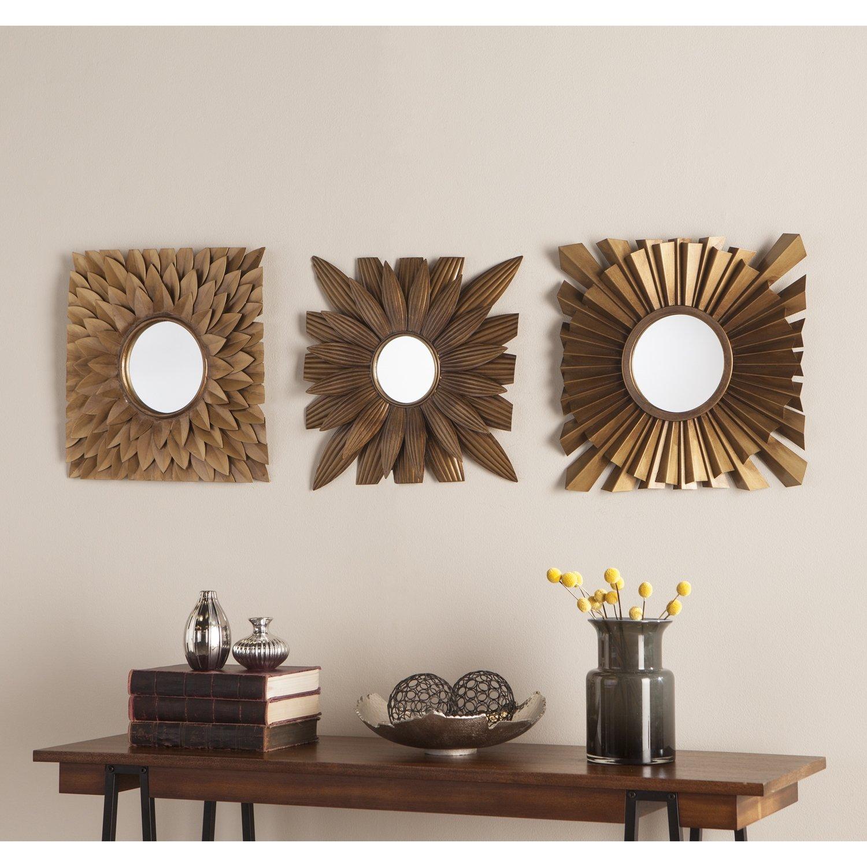 juego de espejos decorativos de pared decorat envio