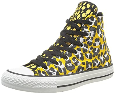 converse damen yellow