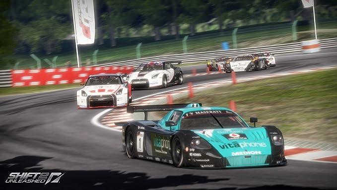 Electronic Arts EA Shift 2 Unleashed PlayStation 3 vídeo - Juego (PlayStation 3, Racing, E10 + (Everyone 10 +)): Amazon.es: Videojuegos