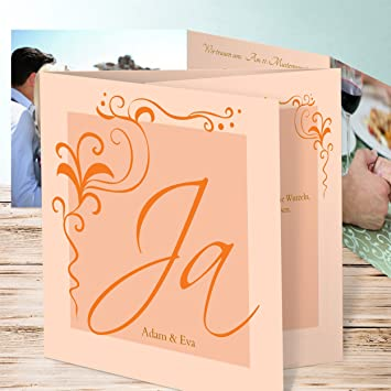 Hochzeitseinladungen Gestalten Paradiesgarten 150 Karten