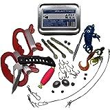 Vigilant Trails Pocket / Survival Fishing Kit - Stage II