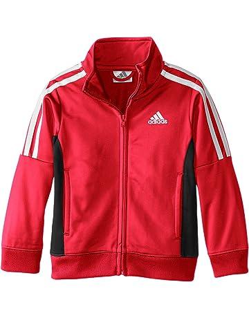 0ab357aa2361e2 adidas Boys  Tiro and Tricot Jackets