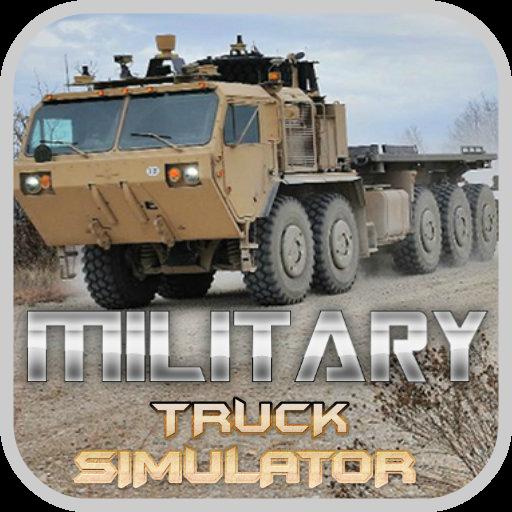 Military Truck Simulator (Army Games)