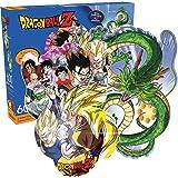 Aquarius Dragonball Z 600 Piece 2 Sided Diecut Jigsaw Puzzle