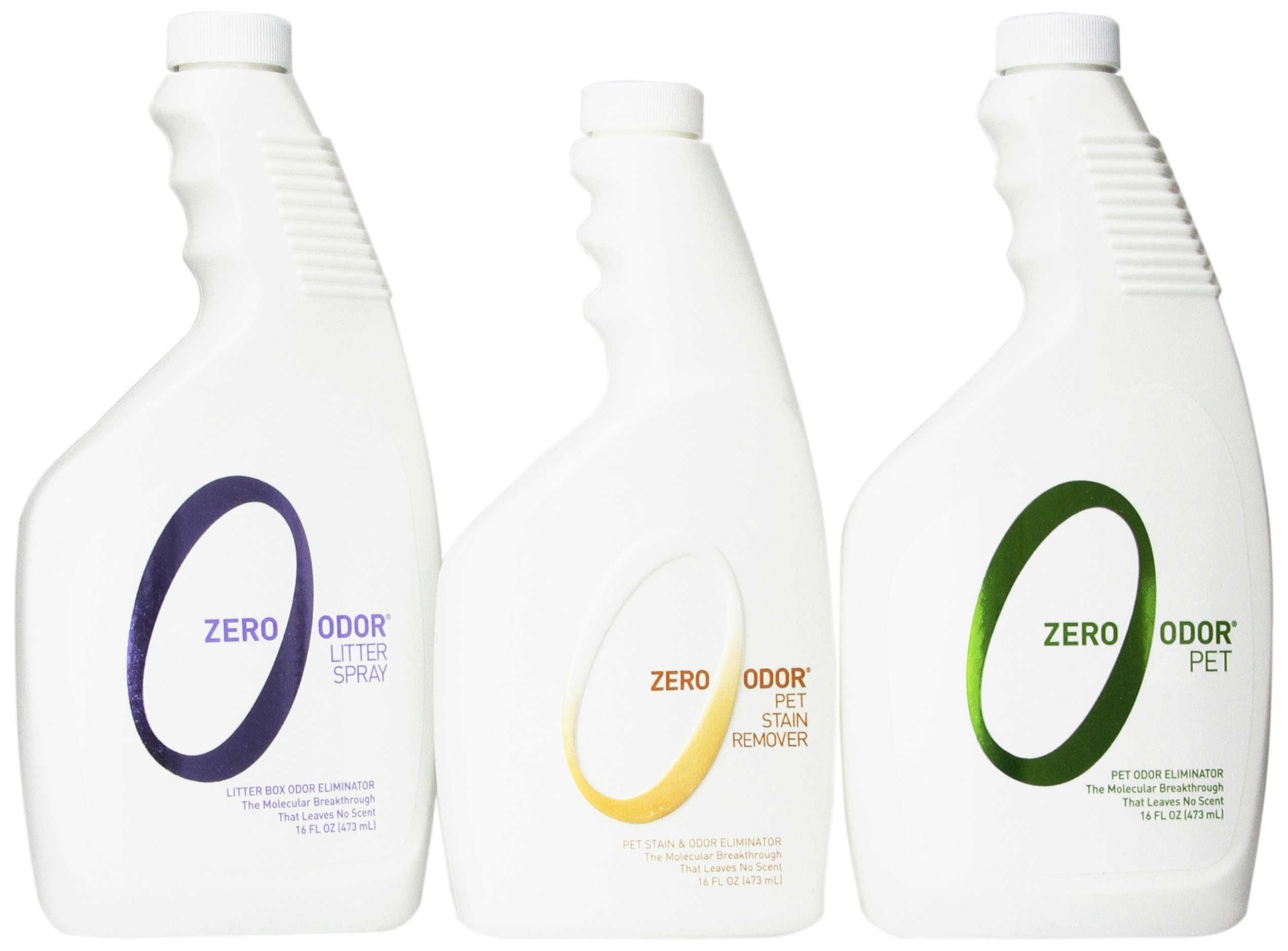 Zero Odor ZOP 1065 Multi Pet Odor Eliminator Kit