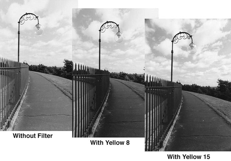 Amazon com tiffen 3 lindahl yellow 15 dy15 filter for 3 lindahl holder camera photo