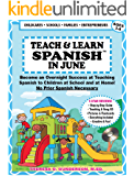 Teach & Learn Spanish in June