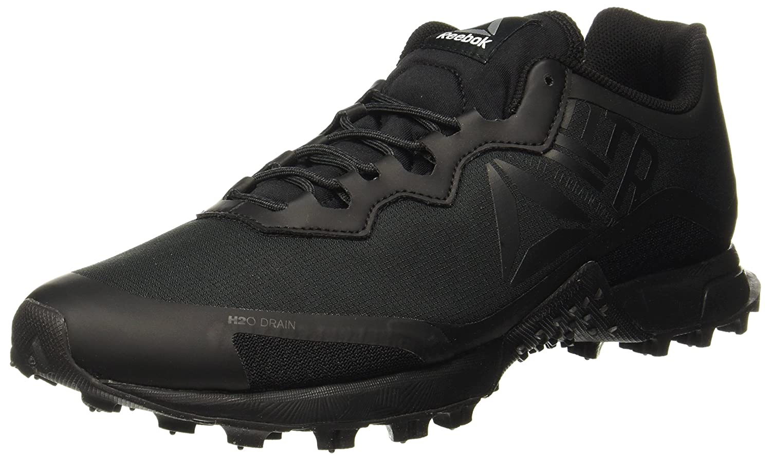 Reebok Terrain Craze, Zapatillas de Trail Running para Hombre 40.5 EU|Negro (Black/Coal 000)