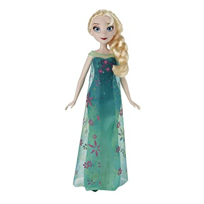 Disney Frozen Classic Frozen Fever Fashion Elsa: Toys & Games