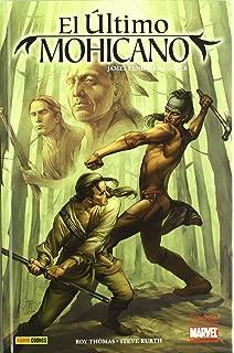 El Último Mohicano De James Fenimore Cooper (Clasicos Ilustrados Marvel)