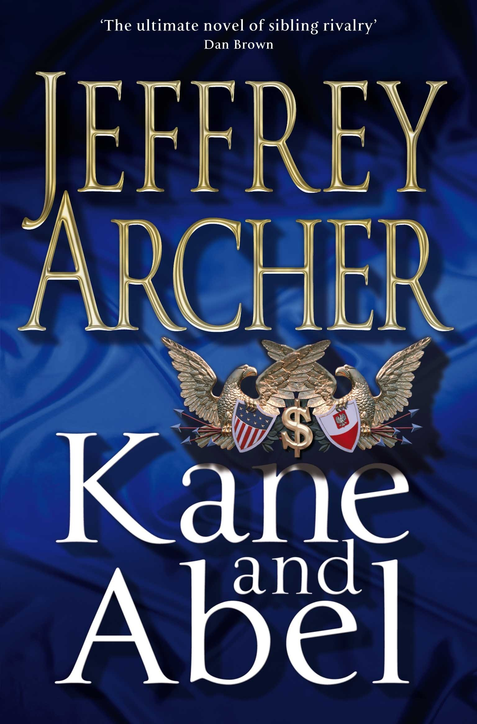 Image result for kane and abel jeffrey archer