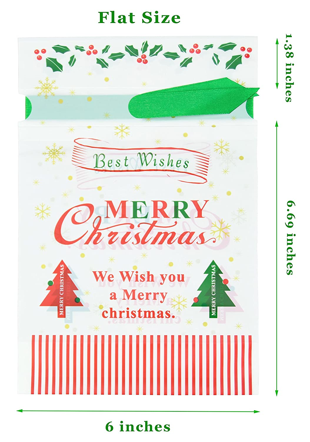 four HAPPY HOLIDAYS gr//red 15 Swooper #8 Feather Flags KIT 4