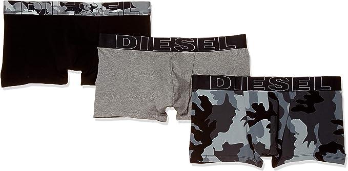 Diesel Mens Damienthreepack Boxer 3pack