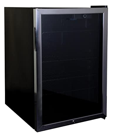 amazon com haier hbcn05fvs 150 can beverage center appliances rh amazon com Haier 12 Bottle Wine Cooler Haier 12 Bottle Wine Cooler
