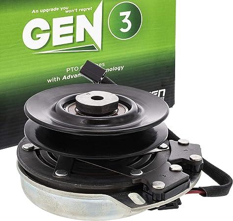 Amazon.com: 8ten eléctrico PTO de embrague john deere GT235 ...