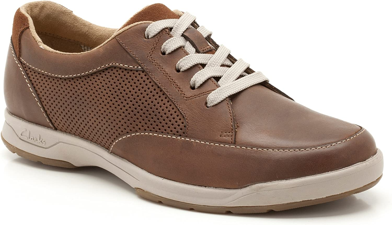 Clarks Stafford Park5, Zapatos de Cordones Derby para Hombre