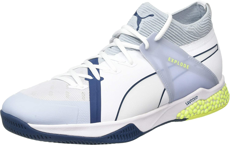 PUMA Explode XT Hybrid 1, Chaussures de Futsal Mixte Adulte