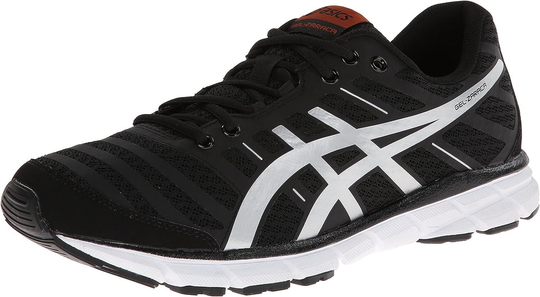 ASICS Mens Gel-zaraca 2 Running Shoe,Black/Silver/Copper,6 M US ...