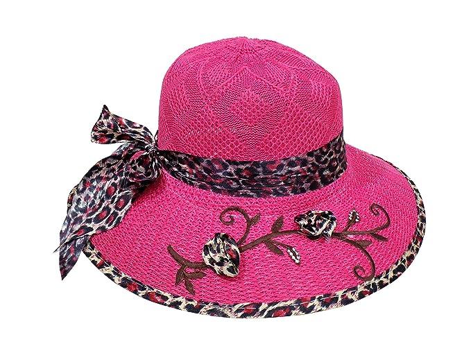 4e393eec703 Majik Fancy Stylish Hats for College Girls