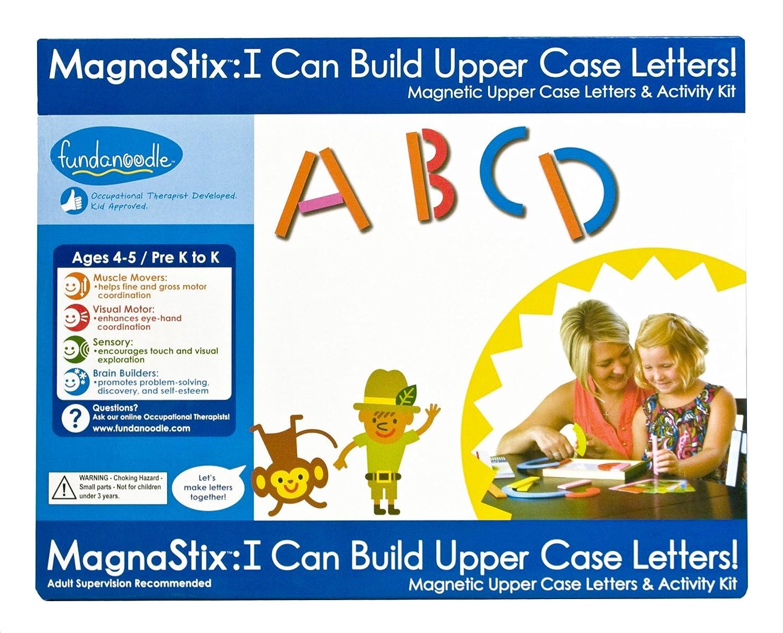 正規品 Carolina Pad 15266 Carolina Pad I Can Build Upper Case Letters Multi Activity Kit B004U9W37K, カナモノオンライン 36ebce17