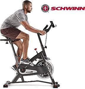Schwinn ic2i Speed Fitness Bike, Negro, One Size: Amazon.es ...