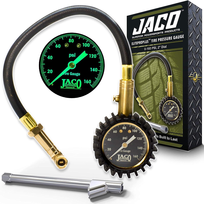 JACO ElitePro Digital Tire Pressure Gauge