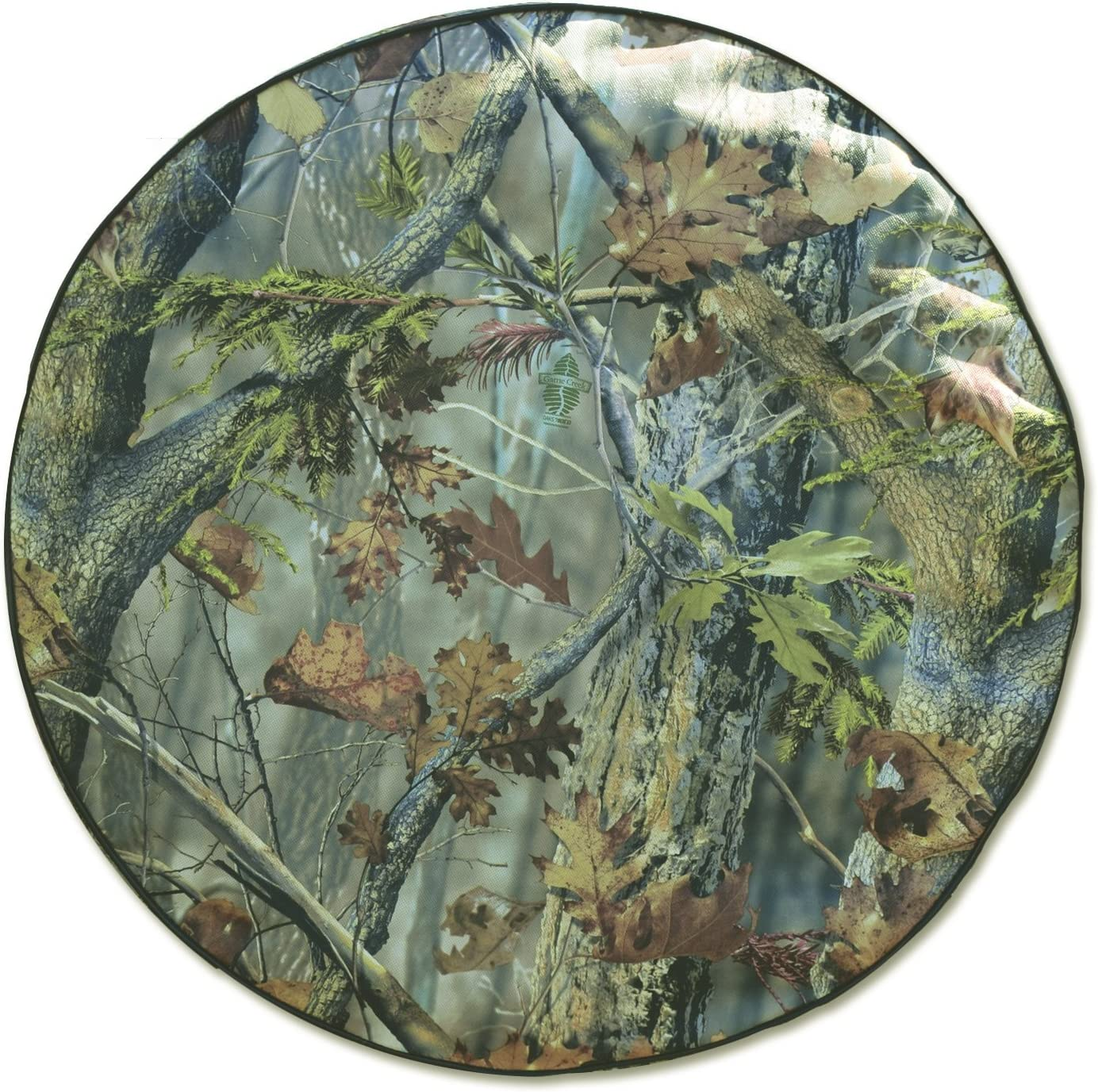 Fits 30-32 ADCO 3682 Camouflage Multi Axle Triple Game Creek Oaks Tyre Gard Wheel Cover,