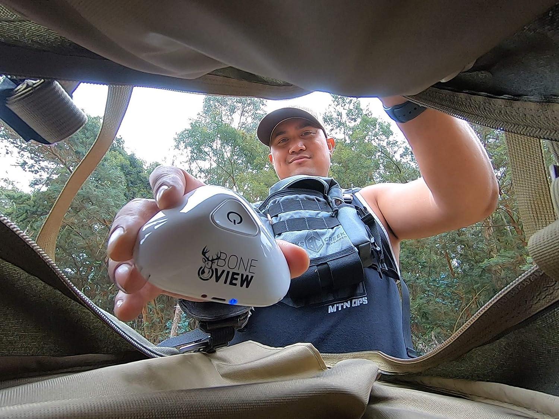 boneview Generador de Ozono, batería de litio con olor Eliminación ...