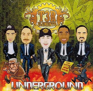 T3R Elemento - T3R Elemento (Tercer Elemento) (Underground) Morena-9232 - Amazon.com Music