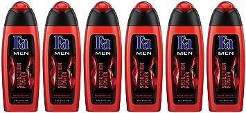Gel douche corps et cheveux pour femme