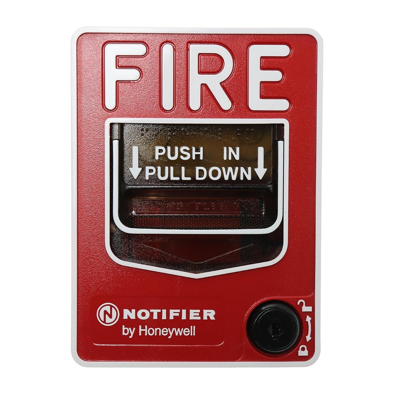 Amazon.com: Notifier Nbg-12Lx Fire Alarm Addressable Pull Station Key Lock: Home Improvement
