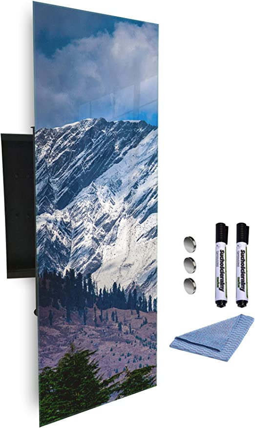 GlassArtist HMF 718255282 - Caja para Llaves (80 x 30 cm, con ...