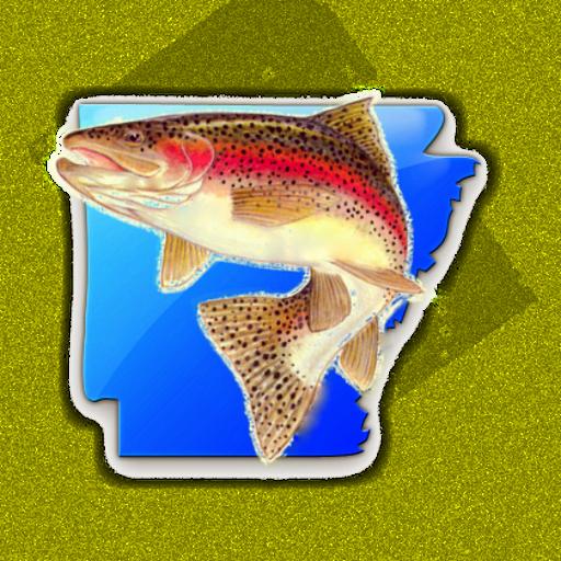 Fishin Water (Fishin Pal Arkansas)