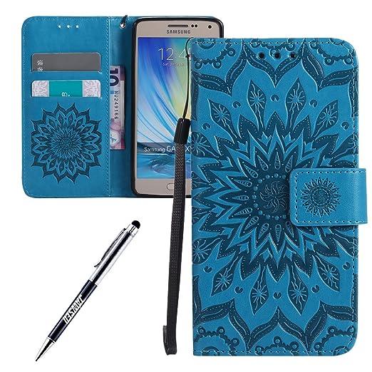 5 opinioni per Custodia Galaxy A5, Cover Galaxy A5, Per Samsung Galaxy A5(2015) Custodia Pelle,